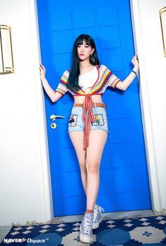 Photo album containing 10 pictures of Eunha Extended Play, South Korean Girls, Korean Girl Groups, Gfriend Album, Jung Eun Bi, Entertainment, G Friend, Poses, Music Photo