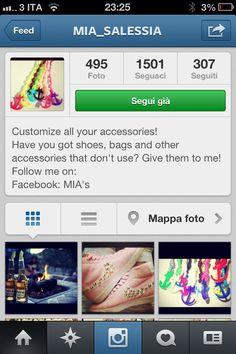 MIA's on Instagram!