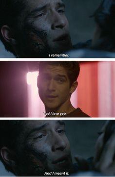 Scott & Kira :)   Teen Wolf
