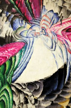 Frantisek Kupka - Localization of Graphic Motifs, II, 1913 Find the best #Art shows in New York at https://www.artexperiencenyc.com