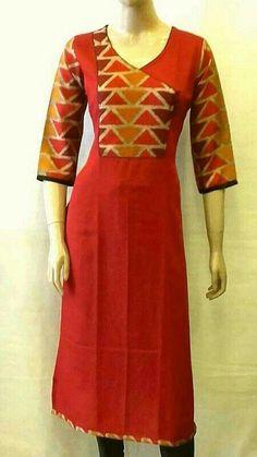 Writadiganardas Salwar Neck Designs, Churidar Designs, Kurta Neck Design, Neck Designs For Suits, Kurta Designs Women, Dress Neck Designs, Blouse Designs, Chudithar Neck Designs, Salwar Pattern