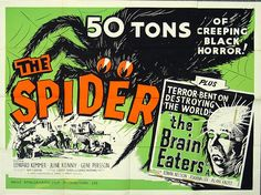 The Spider/The Brain Eaters