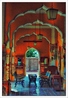 Maybe not visit, but love the look of this - Khairpur Arches, Khairpur, Pakistan