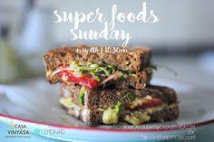 Joana Monteiro Limão e Casa Vinyasa: superfoods brunch sunday (com produtos Maria Granel) | 8-5-2016