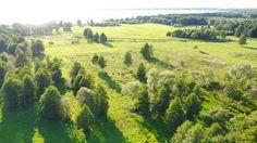 okolice jeziora Dargin, Mazury