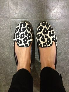 leopard flats...love these!!!