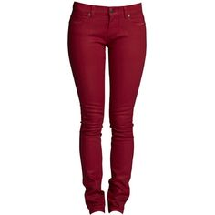 Victoria beckham low rise super skinny olive jeans
