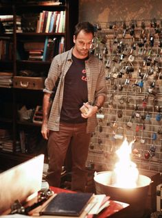 Still of Jonny Lee Miller in Elementary