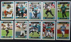 2006 Topps Jacksonville Jaguars Team Set of 10 Football Cards Football Cards, Baseball Cards, Jacksonville Jaguars, History, Ebay, Soccer Cards, Historia, History Books