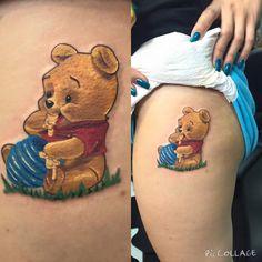 Winnie the Pooh http://tattooideas247.com/winnie-the-pooh/