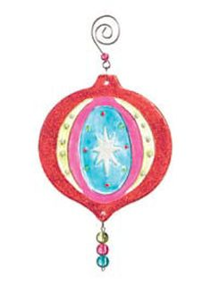Include this red glass round bulb ornament in your decorating this year. It is a glittery red glass bulb, painted red, white ink and blue. Glass Christmas Decorations, Glass Christmas Tree Ornaments, Holiday Decor, Red Glass, Glass Art, Glass Crystal, White Snowflake, White Ink, Bulb