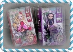 Welcome to Ever After High ~ Introducing Apple White & Raven Queen #Giveaway 12/15
