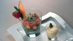 Lo Chef Stellato Mattias presenta la sua collezione di piatti