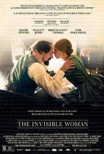 The Invisible Woman - Ralph Fiennes stars and directs in a story about Charles Dickens lover