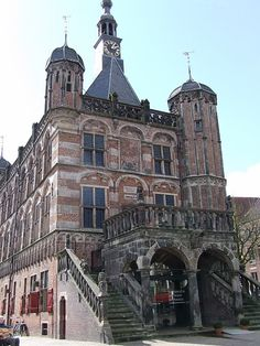 Holland Netherlands, My Town, Town Hall, Travel Around, Barcelona Cathedral, Notre Dame, Amsterdam, Dutch, Places To Visit