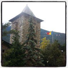 #Andorra #Flag el País dels Pirineus