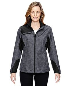 North End Sport Red 78805 Ladies Jacket  Carbon 456  XL * Click image for more details.