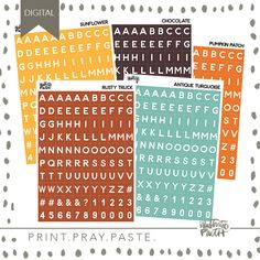 New November Releases for Print & Pray! Story Of Esther, November Colors, Pray More Worry Less, Mary And Martha, 50 Words, Word Nerd, Faith Bible, Illustrated Faith, Teaching