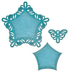 Teal Decorative Accents Accent Decor, Teal, Decorative Accents, Decor Ideas, Die Cutting, Turquoise