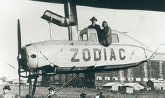 [1898] Zodiac airship pod view / Nacelle du dirigeable Zodiac