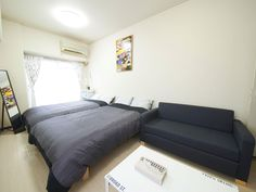 Osaka 1 Bedroom Apartment in Shinsaibashi Area No12 Japan, Asia Set in a prime location of Osaka, 1 Bedroom Apartment in Shinsaibashi Area No12 puts everything the city has to offer just outside your doorstep. The hotel offers a wide range of amenities and perks to ensure you have a great time. Free Wi-Fi in all rooms, portable wi-fi rental, private check in/check out, elevator are on the list of things guests can enjoy. Some of the well-appointed guestrooms feature closet, cl...