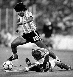 Diego Maradona - 30 octobre 1960
