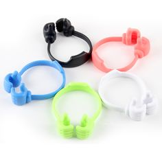 Big Hand Phone Stand Colors Rp. 60.000