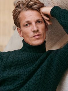 Massimo Dutti Fall 2020 Men's Editorial Nick Wooster, French Models, Marketing Program, Fashion Labels, New Outfits, Male Models, Dawn, Sexy Men, Gentleman