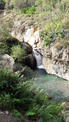 Article sur une randonnée idyllique pendant laquelle on peut même se baigner !