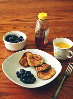 Tortitas de Banano – Chewy 82 Easy Healthy Recipes, French Toast, Breakfast, Food, Dessert Recipes, Salads, New Recipes, Healthy Recipes, Morning Coffee