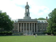 Old Main - The Pennsylvania State University - University Park, Pennsylvania