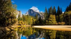 With over 20 waterfalls (See: The Most Beautiful Waterfalls in the World), challenging day hikes and. - Shutterstock--the 59 National Parks ranked Yosemite! Camping In England, Camping In Ohio, Yosemite Camping, Camping Store, Yosemite Falls, California National Parks, Us National Parks, Yosemite California, Beautiful Waterfalls