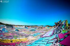 Blowtail #carverskateboard #carveskate #surfyourskate #shred #landsurfing #concretewaves