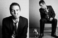 Sam Rockwell Мужские портреты Нино Муньос