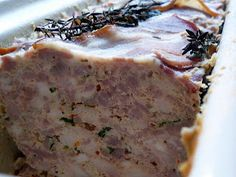 terrine de veau  http://www.bolliskitchen.com/2013/04/kalbs-terrine-au-veau.html