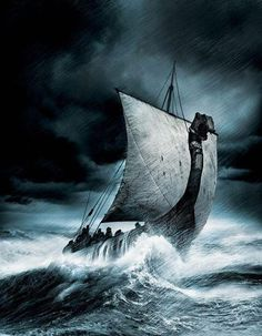 Viking longboat #Drakkar pic.twitter.com/EucvBQce9P