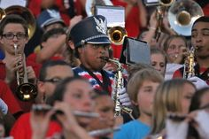 2015 Liberty High School Marching Band