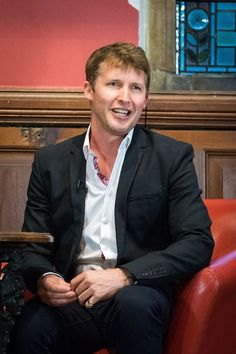 James Blunt at The Oxford Union 31.05.2016 Credit: Oxford Union https://www.facebook.com/theoxfordunion/photos/?