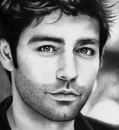 Fantastic Pencil Drawings of Hollywood Celebrites
