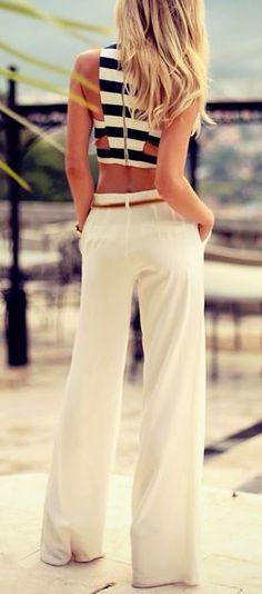 #Pants #CropTop
