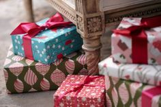 twig & thistle giftwrap