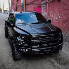 Black Ford Raptor, Ford Raptor Truck, Ford Ranger Raptor, Lifted Ford Trucks, 4x4 Trucks, Ford Raptor Lifted, Ranger Truck, Automobile, Offroader