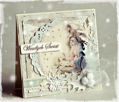 Tag Archives: Silent Night - ~ vintage papers made in Sweden Christmas Card Pictures, Beautiful Christmas Cards, Beautiful Handmade Cards, Christmas Greeting Cards, Christmas Wishes, Christmas Fun, Scrapbooking, Scrapbook Cards, Wedding Card Design