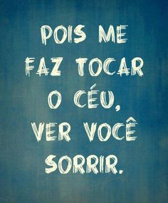 Image about love in Frases by Brazil ♡ on We Heart It Portuguese Words, Charlie Brown Jr, Frases Tumblr, Just Smile, More Than Words, My Mood, Love Life, Song Lyrics, Inspire Me