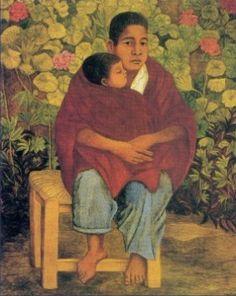 Olga Costa, Mexican painter, 1913- 1993.  www.mexicana-nirvana.com