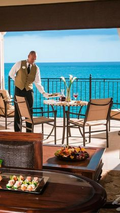 Arrange for a romantic dinner for two right on your balcony | Beaches Resorts Weddings | Beaches Resorts Honeymoons
