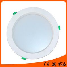 5 years warranty warranty 200mm cutting size 5000lm led downlight 50w with Factory Price in Dubai  I