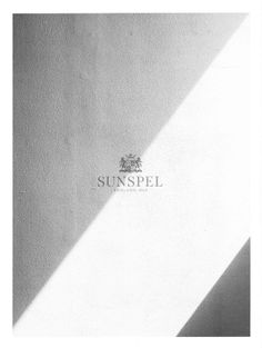 Sunspel in Cereal Magazine