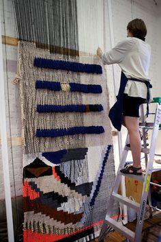 weaving for community