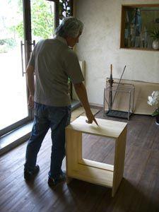 2008年5月19日 みんなの作品【本棚・棚】|大阪の木工教室arbre(アルブル)